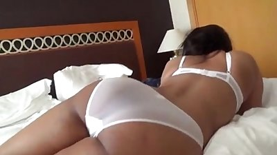 Desi ruby bhabhi invited me home for full one day service