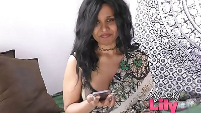 Horny lily indian bhabhi dewar dirty sex chat role play